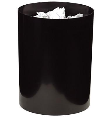 Papierkorb Confort 16 Liter schwarz