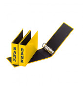 Bankordner 40801 gelb