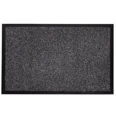 Schmutzfangmatte grau meliert 90,0 x 150,0 cm (BxL)