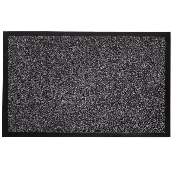 mercury schmutzfangmatte grau meliert 90 0 x 150 0 cm bxl. Black Bedroom Furniture Sets. Home Design Ideas