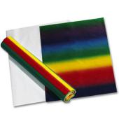 Geschenk-Seidenpapier 90040 orange 50x70cm 26 Bögen