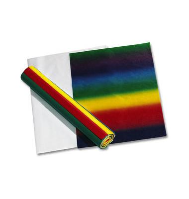 Geschenk-Seidenpapier 90030 blau 50x70cm 26 Bögen