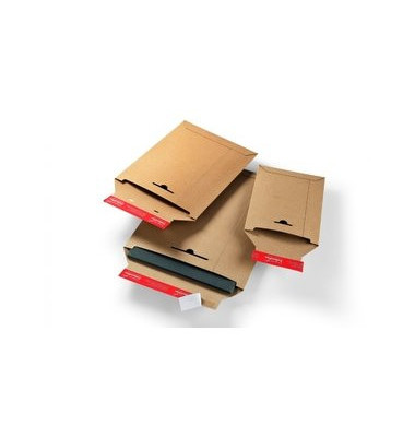 Versandtaschen Karton K5 600g 295x375 mm