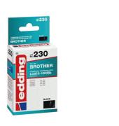 Druckerpatrone EDD-230 ersetzt LC-970/1000BK schwarz