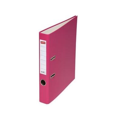 1094637 pink Ordner A4 50mm schmal