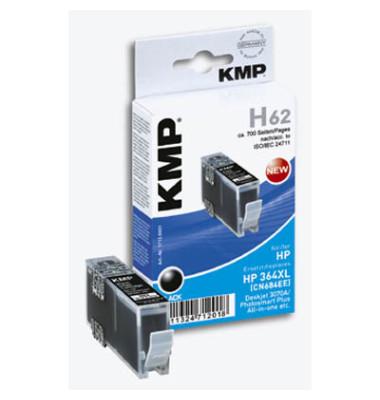 Tinte schwarz ersetzt HP 364XL