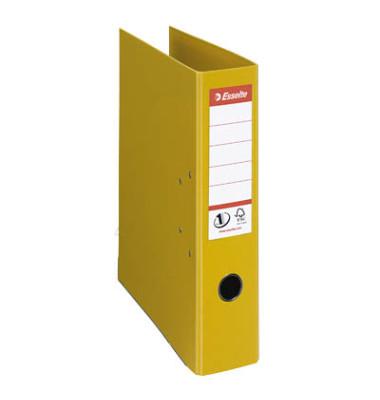 No.1 POWER 8113 gelb Ordner A4 75mm breit