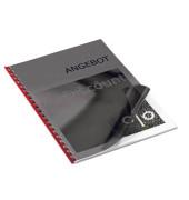 Umschlagfolien 20200054 A4 PVC 0,2 mm rauch-transparent glänzend 100 Stück