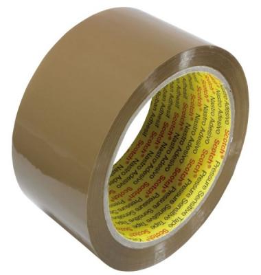 Packband 305 50mm x 66m braun