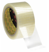 Packband 371T5066, 50mm x 66m, PP, transparent