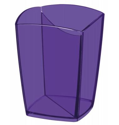 Stifteköcher CepPro Happy violett