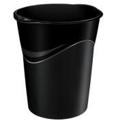 Papierkorb Happy 14 Liter schwarz