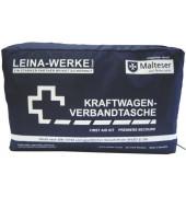 KFZ-Verbandtasche Compact schwarz gefüllt DIN 13164