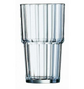 Longdrinkglas Norvege 320ml Glas 6 Stück stapelbar