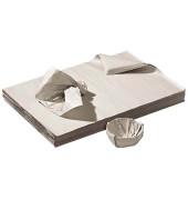 Geschenk-Seidenpapier 450027 Toppy grau 50x75cm 1100 Bögen