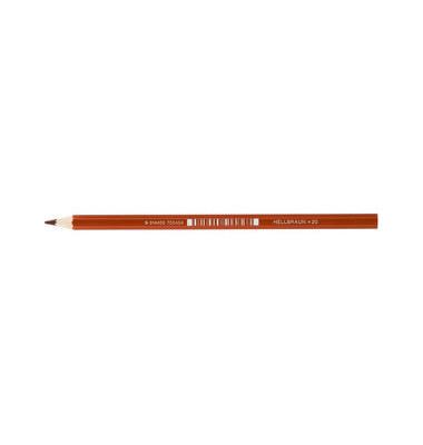 Buntstifte Supersticks Classic hellbraun 8 x 175mm
