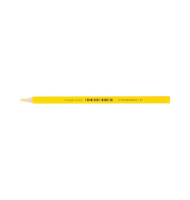 Buntstifte Supersticks Classic zitronengelb 8 x 175mm
