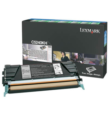 C5240KH schwarz Druckkassette