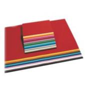 Tonpapier 130g zitrone 50x70 cm