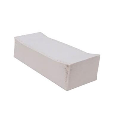 Computeretiketten 88,9 x 48,4 mm weiß 1-bahnig