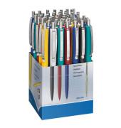 Kugelschreiber K15 farbsortiert 0,6 mm Schreibfarbe blau 50 Stück