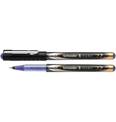 Tintenroller XTRA 823 Schreibfarbe blau