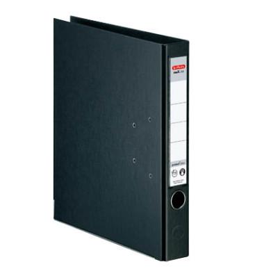 maX.file protect+ 10834729 schwarz Ordner A4 50mm schmal