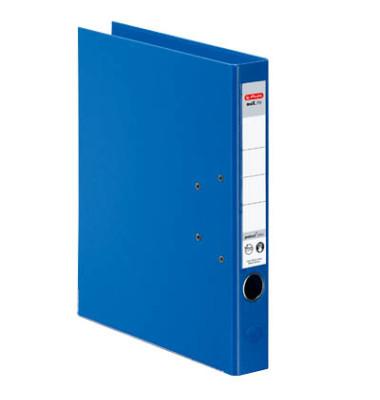 maX.file protect+ 10834752 blau Ordner A4 50mm schmal