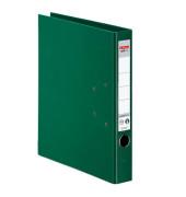 Ordner maX.file protect plus A4 schmal 50mm vollfarbig grün PP