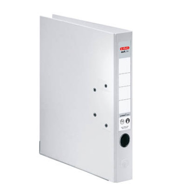 maX.file protect+ 10834786 weiß Ordner A4 50mm schmal