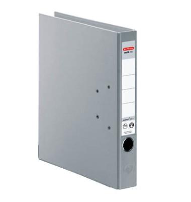 maX.file protect+ 10834794 grau Ordner A4 50mm schmal