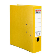 maX.file protect 5481304 gelb Ordner A4 80mm breit