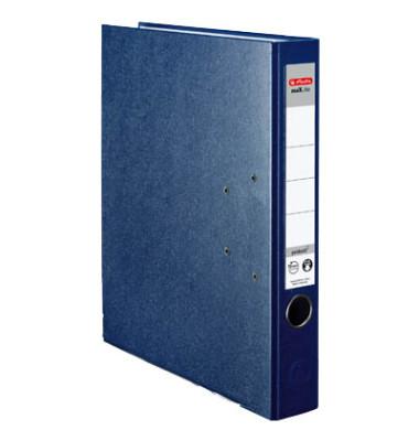 maX.file protect 5450408 blau Ordner A4 50mm schmal