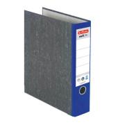 maX.file nature 5171400 Wolkenmarmor blau Ordner A4 80mm breit
