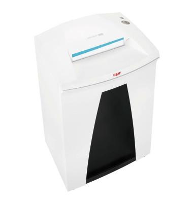 Aktenvernichter SECURIO B34 weiß Partikelschnitt 1,9x 15mm bis 13 Blatt