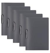 Klemmhefter DURASWING 2295-57, A4, für ca. 30 Blatt, Kunststoff, grau
