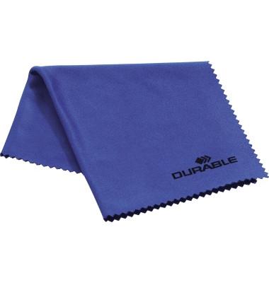 Bildschirm-Reinigungstücher Techclean Cloth 20 x 20 cm blau