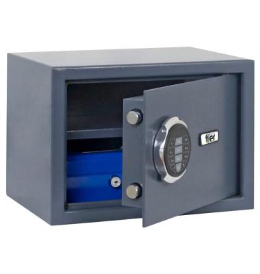 Sicherheitstresor SE2 14,9 l Elektronikschloss grau