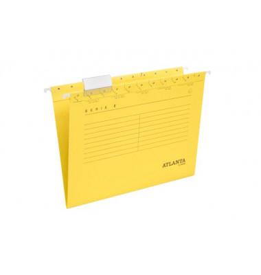 Hängemappe A4 gelb