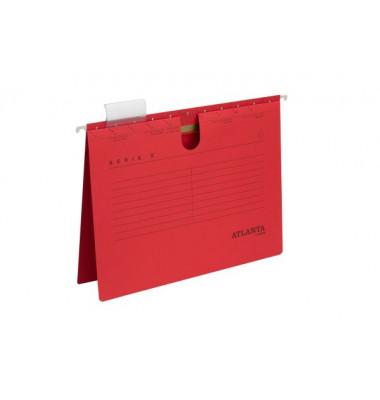 Hängehefter Serie E UniReg A4 230g Karton rot kaufmännische Heftung