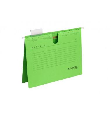 Hängehefter Serie E UniReg A4 230g Karton grün kaufmännische Heftung