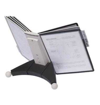 Tischständer SHERPA 10 komplett schwarz/grau