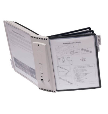 Sichttafelsystem SHERPA Display System Wall 10