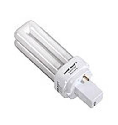 Energiesparlampe DULUX D G24 d-1 11,0 cm lang 10 W