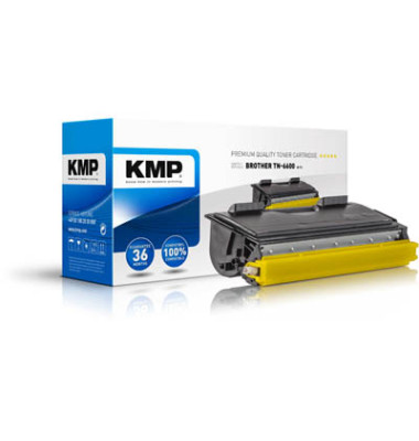 Toner 1146 schwarz ca 6000 Seiten kompatibel zu TN-6600