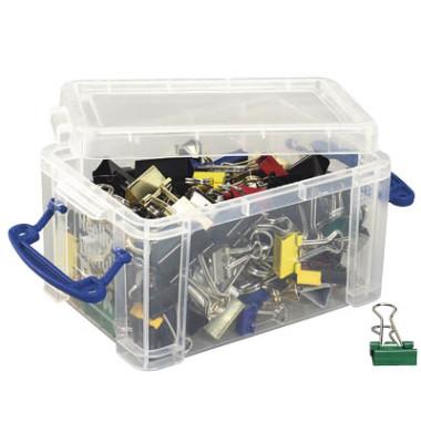 Foldbackklammern in praktischer Box 146 Stück