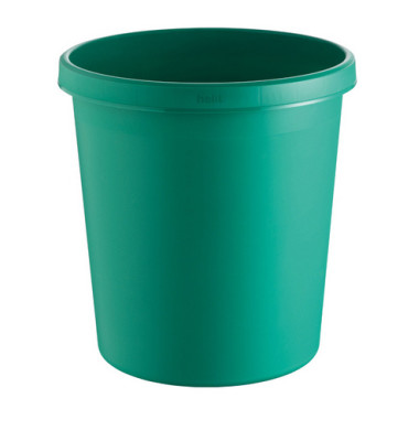 Papierkorb H61058, 18 Liter grün