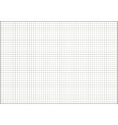 Karteikarten 1148 A5 kariert 190g weiß 100 Stück