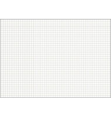 Karteikarten 1148 A4 kariert 190g weiß 100 Stück