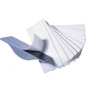 Tafelwischer magnetisch für Schreibtafeln/Magnettafeln grau